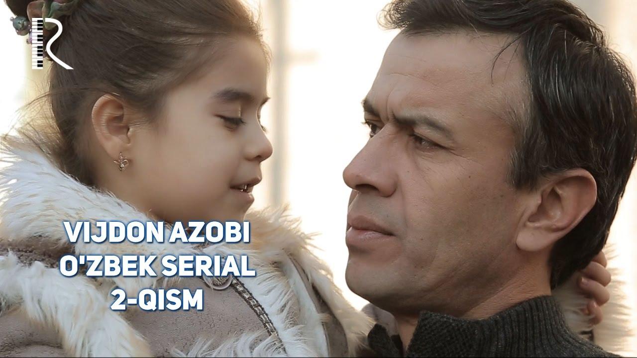 Vijdon azobi (o'zbek serial) | Виждон азоби (узбек сериал) 2-qism