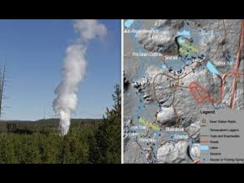 Yellowstone Volcano! Steamboat Temp Monitor Not Working! Norris Geyser Activity Forced Action!