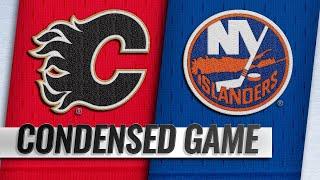 02/26/19 Condensed Game: Flames @ Islanders
