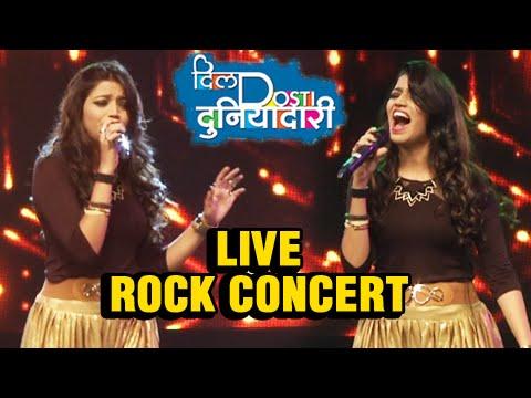 Dil Dosti Duniyadari Live Rock Concert | Juilee Joglekar Performs on Kande Pohe Song