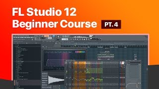 FL Studio Beginner Course - Pt 4 - FX & Automation