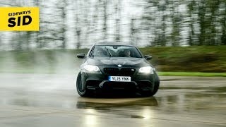 BMW F10 M5: Better value than a Hot Hatch? - Sideways Sid REVISITED