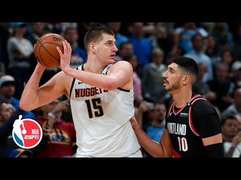 Portland Trail Blazers - How Do The Blazers Slow Down The Joker Nikola Jokic?