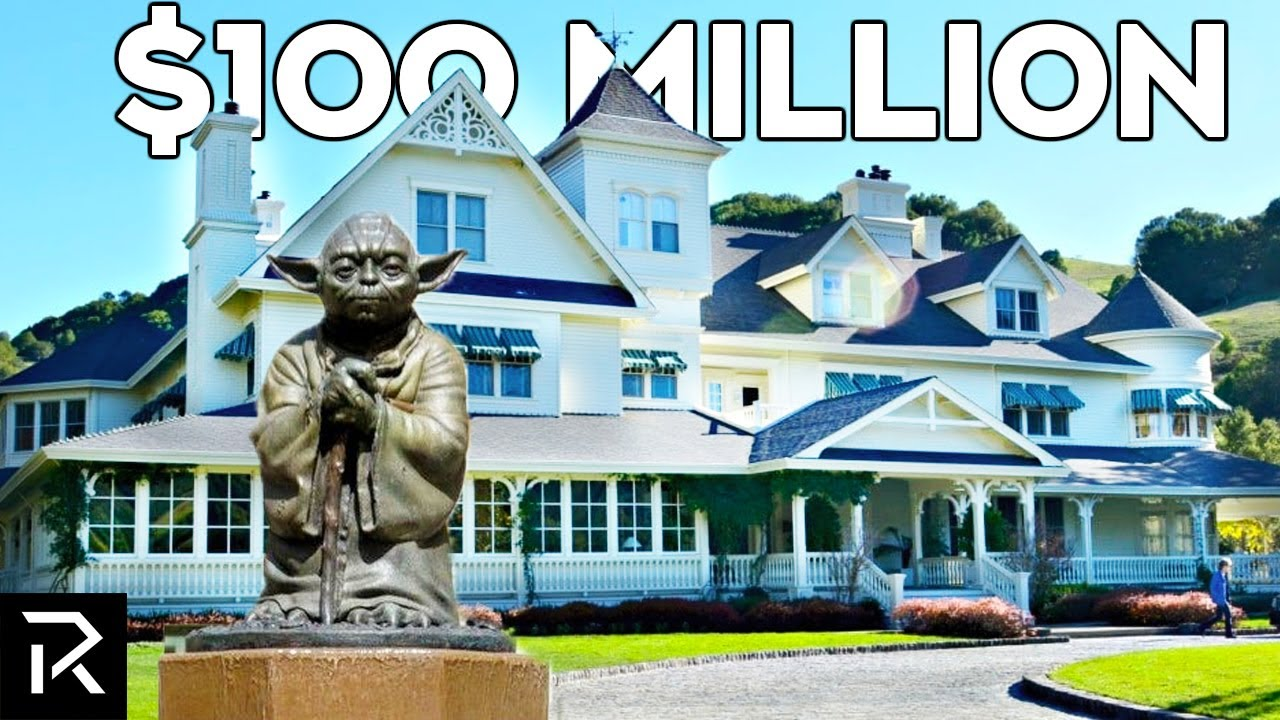 The Skywalker Ranch Is Worth $100 Million