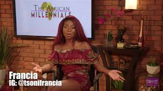 The African Millennials - Season 1 Finale ! - Sex at 13? school at 60? How soon is too soon?