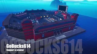 Hippodrome énorme - Fortnite Creative CODE 8155-4692-1147