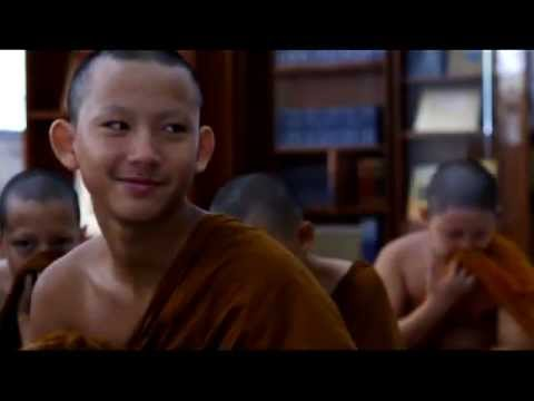 Little buddha Thailand