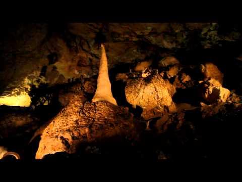 Крым . Мраморная и Красная пещеры.