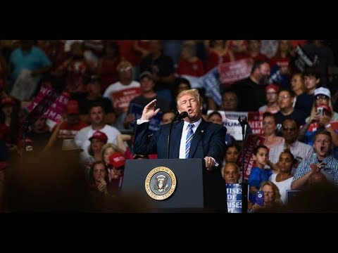 President Donald Trump EXPLOSIVE Speech at MASSIVE Rally in Charleston West Virginia MAGA Rally