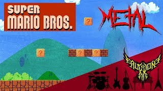 Super Mario Bros - Overworld Theme 【Intense Symphonic Metal Cover】
