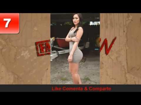 Las Chicas En Minifaldas Más Sexy De Las Redes