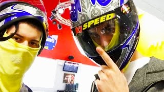 go karting in san diego typical gamer vlog