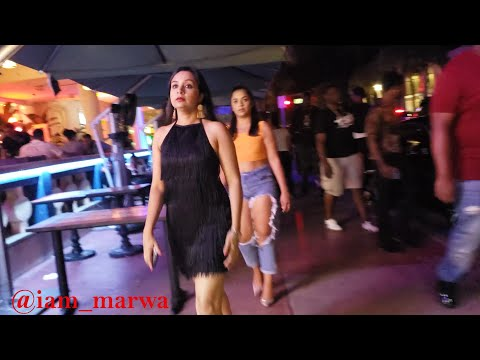 Miami NIGHTLIFE Streets !!! || Iam_marwa