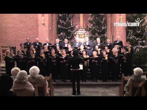 Wśród nocnej ciszy - chór Symfonia (Gdynia)