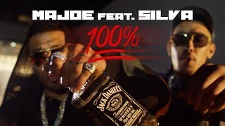 "MAJOE feat. SILVA  - ""100%"" [official Video] prod. by Frio & Kyree"