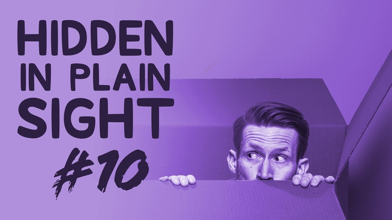 Download Can You Find Him in This Video? • Hidden in Plain Sight #10