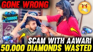 Prank On AAWARI Gone Totally Wrong - AAWARA की पिटाई 🥺 | Free Fire