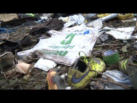 Rescuer Recalls Tragic Moment Arriving at Plane Crash Site