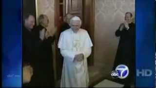 Pope Benedict XVI to Visit Washington, D.C.