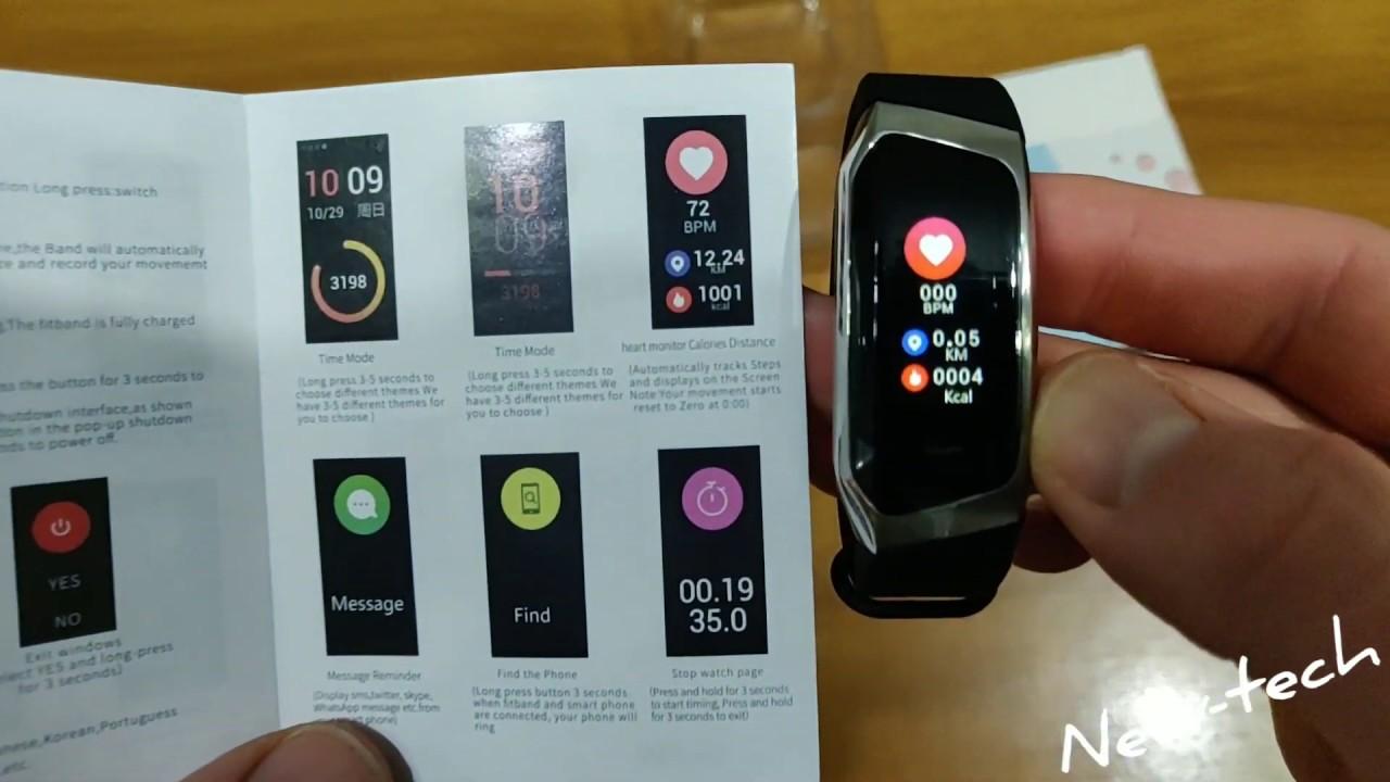 maxresdefault Smart Watch Xride E18