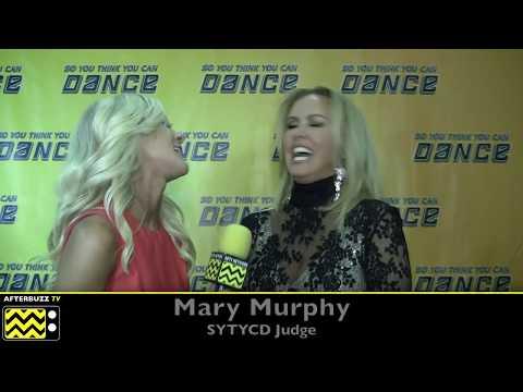 SYTYCD Mary Murphy told ABTV she was angry with Lex for choosing tap the first week!