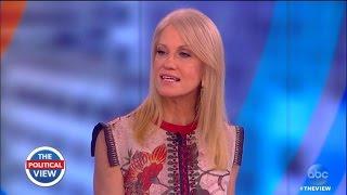 Joy Behar Calls Donald Trump's Campaign Manager Delusional