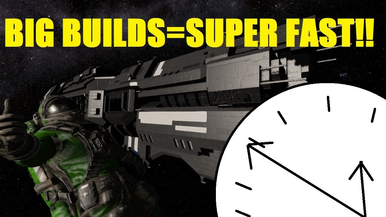 Space Engineers - Quick-build tips using SEToolbox!