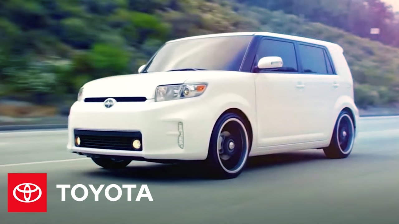 2020 Scion XB Exterior