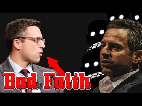 Ezra Klein Exposed as Hypocrite on Sam Harris - Race and IQ Debate Breakdown (Full)