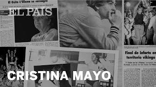 PIONERAS DEL DEPORTE - Cristina Mayo