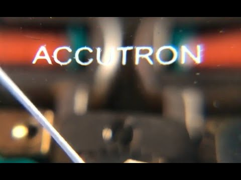 Accutron And The Spaceview. A Short History.
