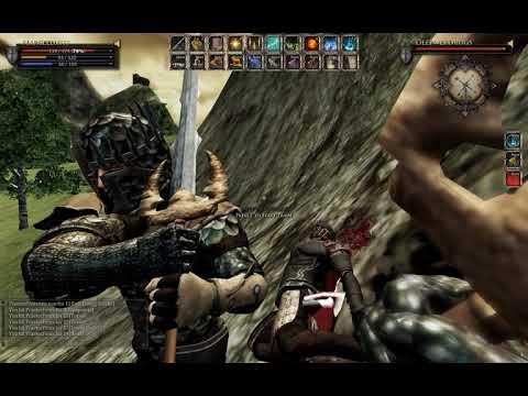 Mortal Online NSFW vs RPK zerg