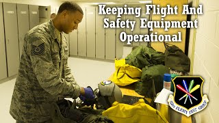 Aircrew Flight Equipment: TSgt Roberts
