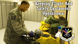 Aircrew Flight Equipment: TSgt Roberts