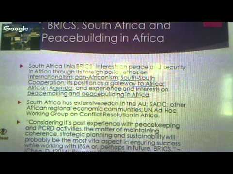 BRICS at seven: Finding and funding the nexus between peace, security and development in Africa