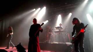 Samael @ Rytmikorjaamo 24.4.2010, Intro + Under the One Flag