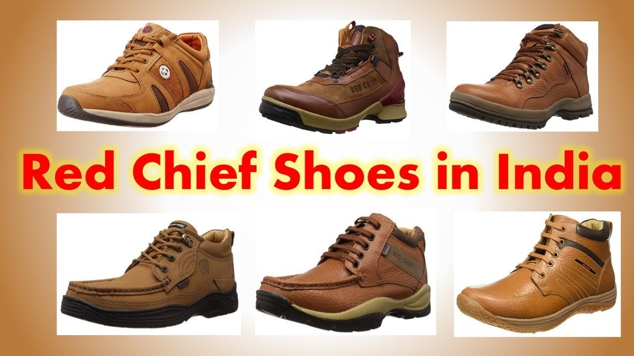 red chief casual shoes price