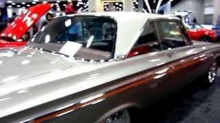 Gorgeous 1964 Plymouth Fury at the Auto Show 1/3/2015