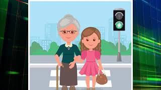 Методические приемы обучения ребенка правилам безопасного поведения на дороге