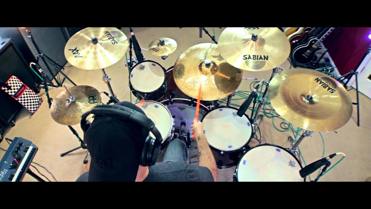 Primus - Tommy The Cat Cinematic Drum Cover 1080P - Youtube-5734