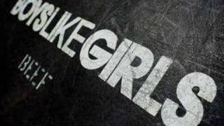 Boys Like Girls-Up Against The Wall