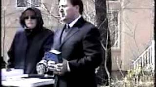 Re-dedication Ceremony Hendrickson Family Burial Ground Holmdel, NJ