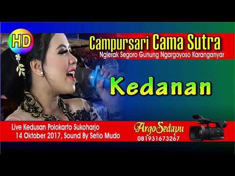 Campursari C4M4SUT HD KEDANAN Live Kedusan Polokarto