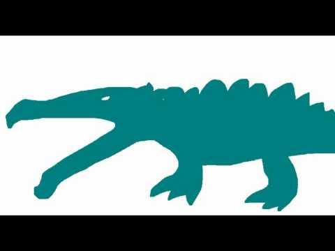MDF-Sarcosuchus vs Spi...