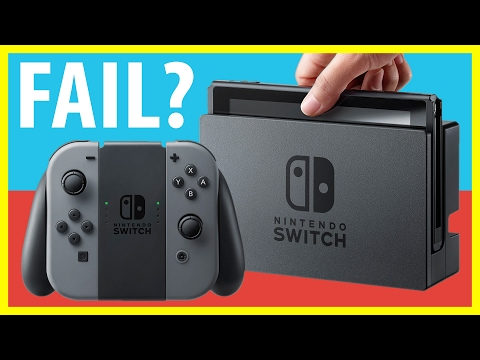 Will the Switch FAIL? A Nintendo Switch Theory