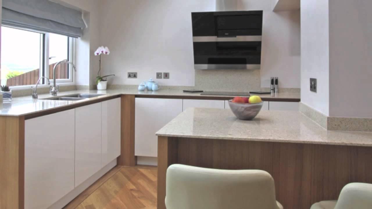White high gloss rotpunkt kitchen   alton, hampshire   beau port ...