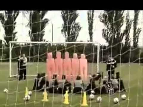 Check This Out, Hahahahaha...Waoo Best Training For Football Matches