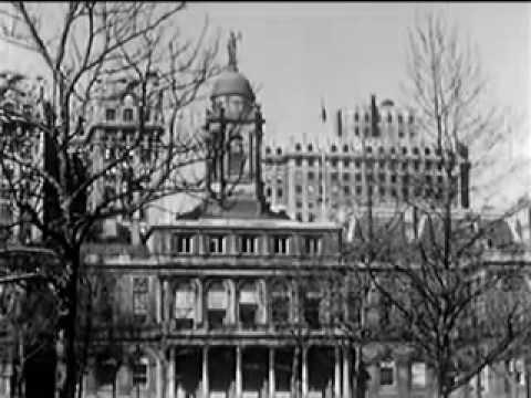 NEW YORK HISTORY ● Story of a City (1946) ● Documentary Film