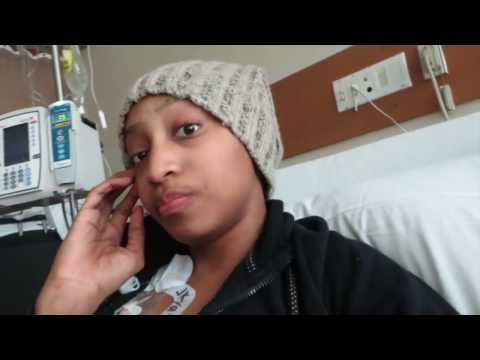 Cancer Vlog #2 Round three of Chemo