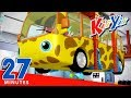 Wheels On The Bus | Part 2 | Plus Lots More Nursery Rhymes | 27 Minutes Compilation from KiiYii!